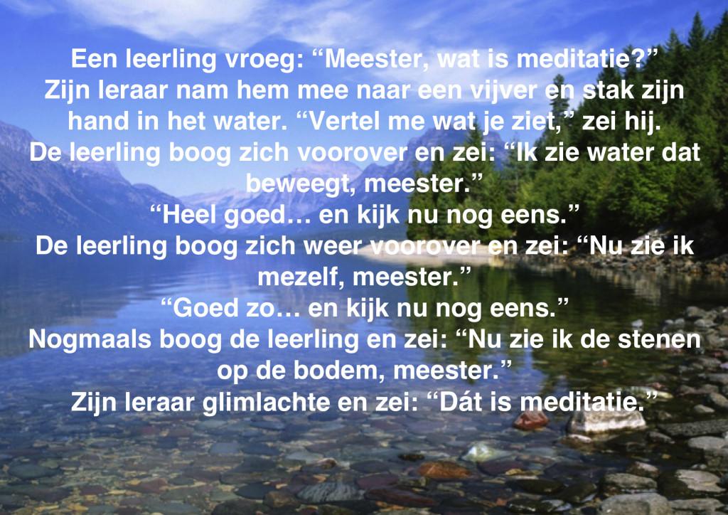 () Meditatie